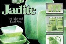 Jadeite Dish Love