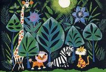 Mary Blair / Mary Blair, born Mary Robinson (1911-1978), was an American illustrator whose exuberant and stylish work includes animation and concept artwork for Disney's Alice in Wonderland, Peter Pan, and Cinderella.