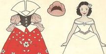 Paper Dolls, Comics, Cards II *