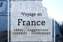 Voyage en France ☆ Travel Francia / Voyages et séjours en France - idées de vacances dans différentes régions, de randonnées, de visites, de plages, de villes ...  *** Tableau participatif, vous êtes les bienvenus (envoyer un message par pinterest pour participer)