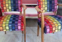 Fauteuil / Divers fauteuils