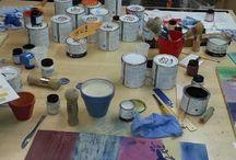 Atelier patines et peintures / Prochain stage Annie Sloan Chalk Paint  Le mardi 13 juin de 9 h à 12 h le jeudi 15 juin de  14h à 17h