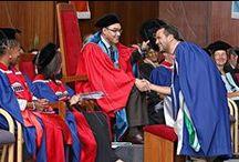 UWC Summer Graduation / University of Western Cape's annual summer graduation ceremony.