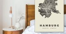 Bedroom / Ideas for the Bedroom: Furniture, Art, Plants, Decoration etc.