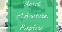 Travel. Adventure. Explore. / A board for travel bloggers to share their original content with those inspired with wanderlust. Contributors: Post travel related content only. No Ads. No Spamming. Limit to 5 posts per day. To join comment on the 'join board' pin below and follow me at www.pinterest.com/eclecticvoyager