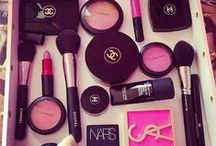 Beauty Lovies / this is my vision board for all things beauty!
