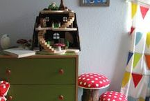 Kid's Rooms / by Jessica James