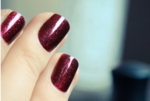 Nails / Polishes I have, and some I'd like to have. Ideas for nail art. / by Steph M