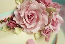 Let Them Eat Cake / {Wedding Cake Inspiration}