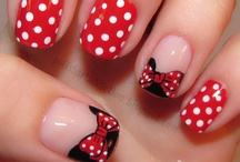 Fancy, Stylish, Neon Nails! / Very Detailed And Simple Nails