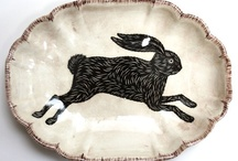 B U N N Y  / Bunny Rabbits and Hares / by Kristyn