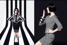 Stripes / From the classic Breton to the currently colored, stripes are bold and bright.