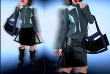 Hi-tech micro-collection / Womenswear & accessories