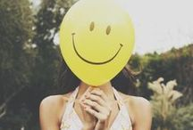 Happiness / Things that make you smile, laugh and be happy!