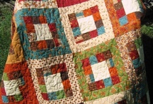 Crazy for Quilts / by Sheri