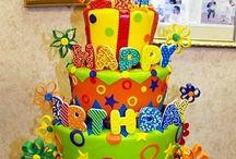 Birthday's / by Nati