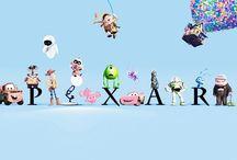 Disney - Pixar / by Nati