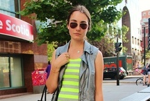 STYLE ADVICE OF THE WEEK: Bring on the Neon