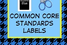 Common Core Standards / by Donna Berkner