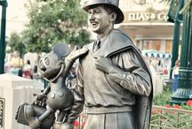Mickey Mouse Statues / by Nati