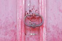 pink / by Kristy DiGiacomo