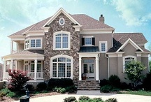 Dream Home / so when we do hit that lotto jackpot, we can get started building right away! lol