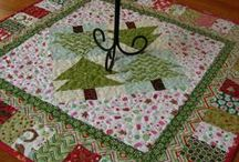 Christmas Fun, gifts and quilts / by Sheri