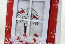 hand made cards and paper crafts / by Sheri