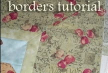 quilting techniques and tutorials / by Sheri