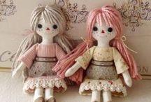 Bonecas (os) artesanais