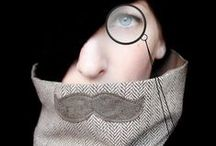 Movember / Men's Movember - moustache fashion and products