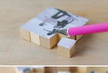Create / DIY tricks and tips. Inspiration for gifts, furniture, decoration and clothing. / by Sisters to Sons