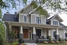 Houses / I love all things houses!! This board is dedicated to house-architectural styles that I like.