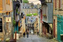 TRAVEL / Beautiful places I'd like to visit / by Karen Ricciuto