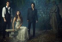 The Vampire Diaries!