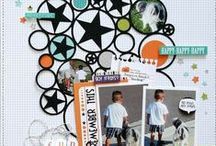 Sew   Scrappy / Scrapbooking templates, layouts, and designs