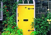 Doors / by Kristy DiGiacomo