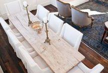 Dining Room / by Caroline E. Cleghorn