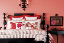 Bedroom inspiration / by Kristy DiGiacomo