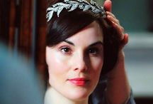 Downton Flair Bride / downton abbey bridal inspiration