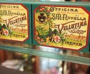 Santa Maria Novella / Santa Maria Novella ,Officina Profumo – Farmaceutica di Santa Maria Novella is one of the world's oldest pharmacies. First founded in 1221 in Florence by the Dominican Friars.