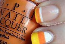 Nail Art / Trendy, fun nail art