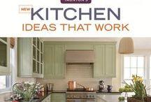 Kitchen Concepts / Ideas for my dream kitchen