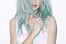 hair. / by monika j.