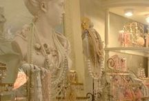 Jewelry Department - Putti Fine Furnishings / Our jewelry department is overflowing with designs by Canadian designers Rita D , Valentine Rouge as well as one of a kind vintage finds.