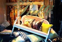 Shop Window Design    Putti Fine Furnishings / Come window shopping at Putti Fine Furnishings.