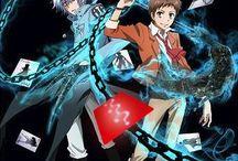 Servamp / Ein Anime mit Servamps (Vampir und Tier) zu gleich mit einem Eve (bos)...