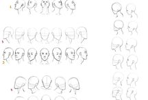 How to draw / Image tutorial for drawing