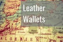 Leather Wallets / Leather Wallet Fashion