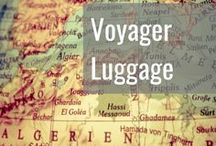 Voyager Luggage / Luggage for all your voyages